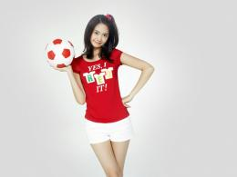 Korean Sports Girl Wallpaper | Live HD Wallpaper HQ Pictures, Images 1559