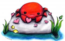 Baby Crab by Oborochann on DeviantArt 838