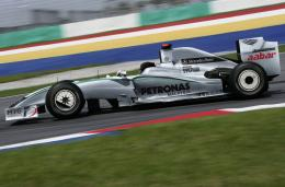 MERCEDES GP SIGNS LONG TERM AGREEMENT WITH PETRONAS 1766
