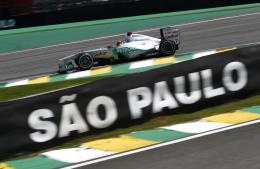 MERCEDES GP PETRONAS: 2011 F1 Brazilian Grand Prix Results 1409