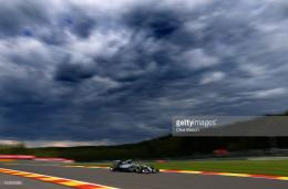 Nico Rosberg of Germany and Mercedes GP drives during practice ahead 1169