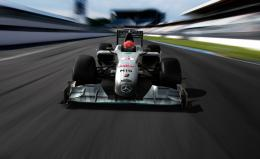 Mercedes GP Reveal Livery for 2010 Carphoto gallery 1274