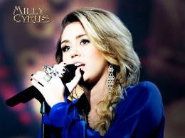 Beauty Blue Cyrus Miley Sing Star 1120