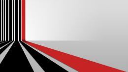 Wallpapers, Download 1920x1080 black minimalistic red striped texture 1825