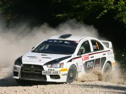 Mitsubishi Lancer Evolution X Race Car 2008–нв 552