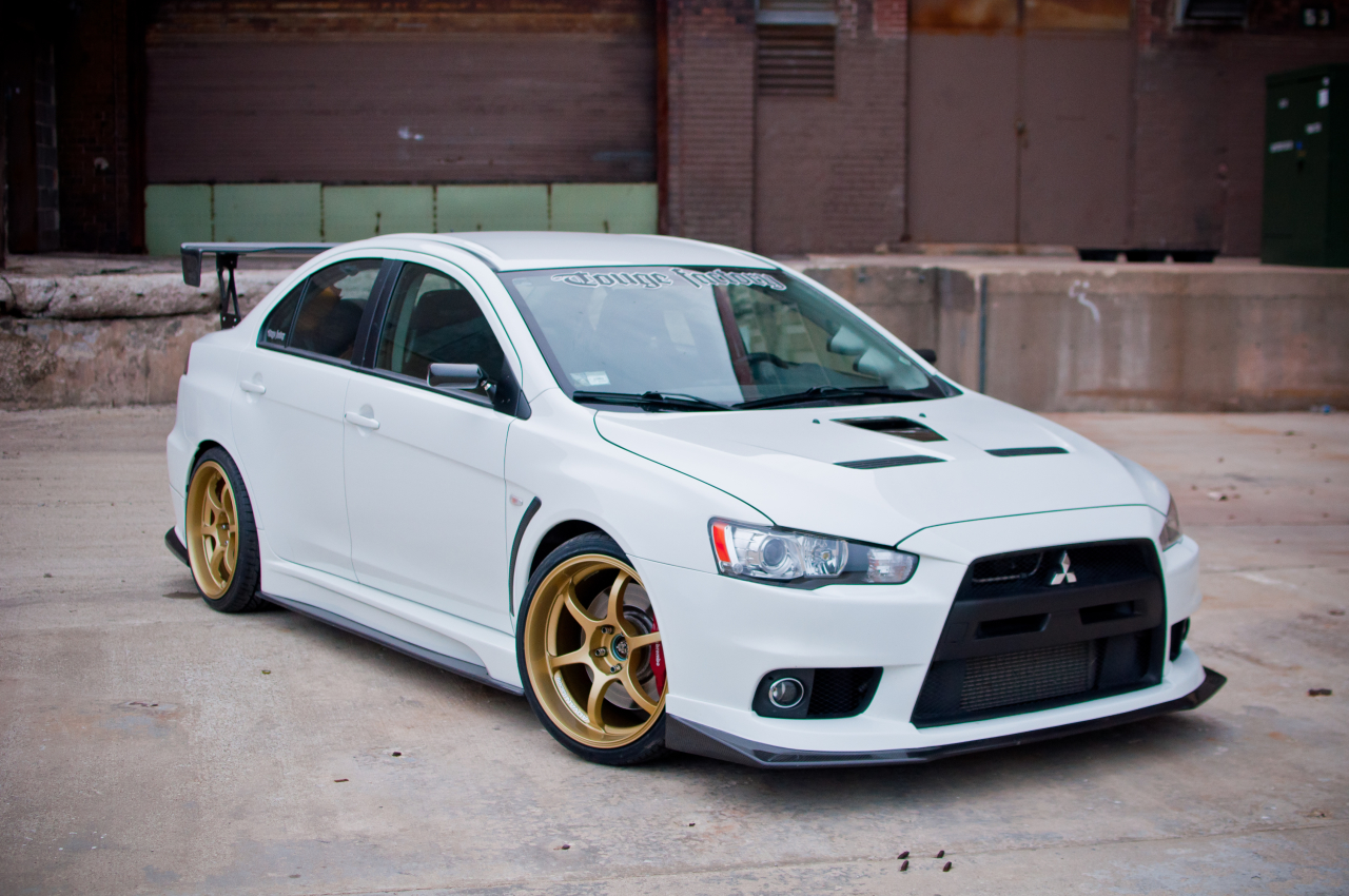 Tyres and Wheels for Mitsubishi Lancer Evo Xprices and reviews 1446