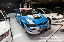 Project Super Mitsubishi Lancer Evolution VIIIModified Magazine 1364