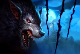 Wild Wolf MoonHD animal animation wallpapersWild Wolf Moon 526