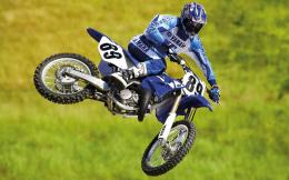 Yamaha Motocross Bike Wallpapers | HD Wallpapers 1447