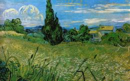Vincent van Gogh Wallpapers, Vincent van Gogh Wallpaper Painting 15 1914