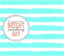 Bright Sunshiny Day Phone Wallpaper 916
