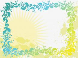 Summer Background Vector 479