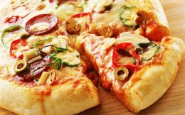 Pizza Time HD Wallpaper 385