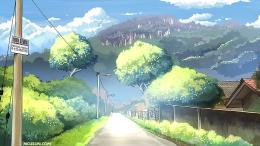 Makoto Shinkai Art Style by mclelun on DeviantArt 1168