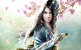 Samurai Girl Hd Wallpapers #8316 Wallpaper | Wallpaper hd 613