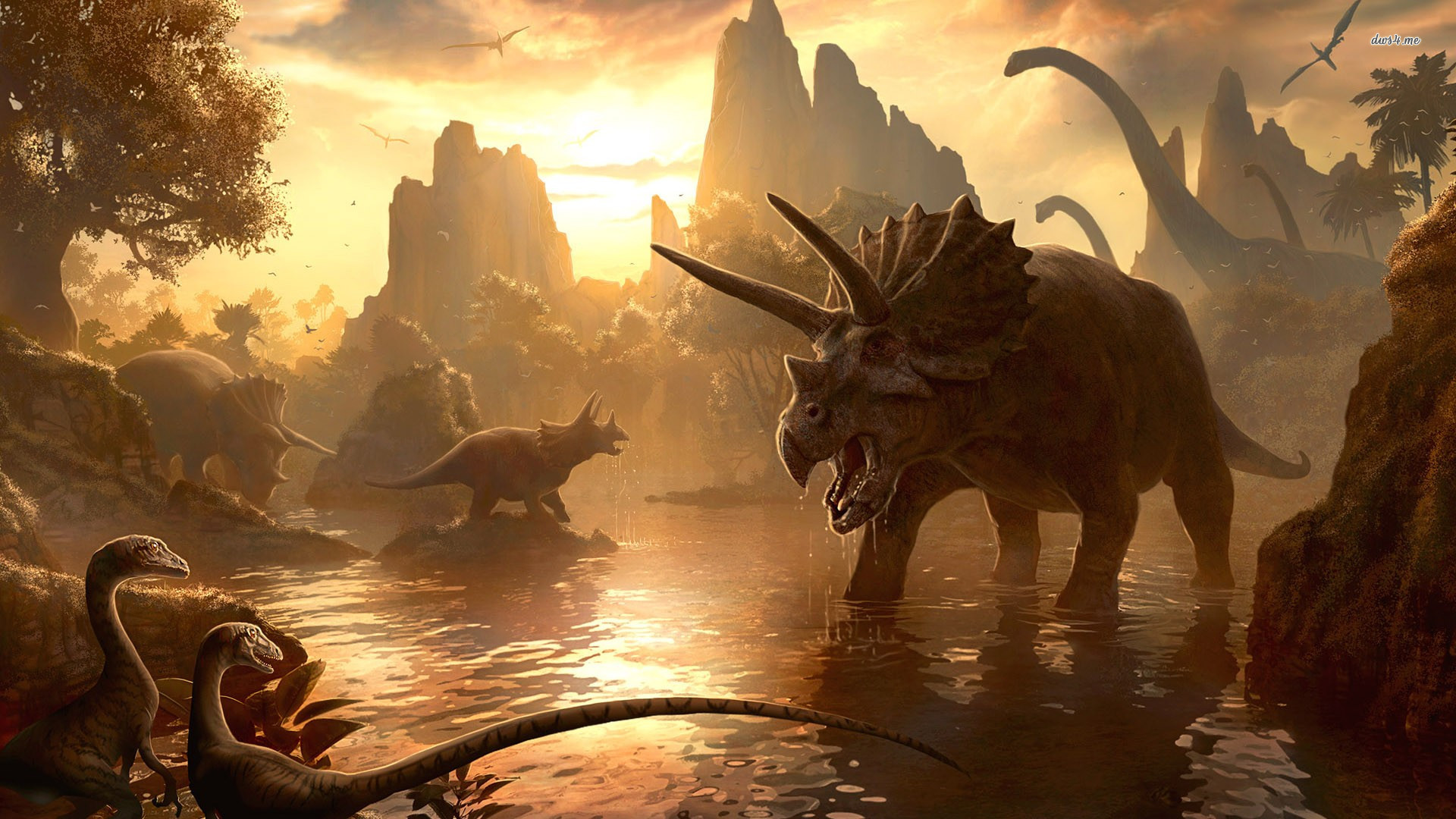 Wallpapers HD 1080P DinosaursDinosaurs, 1080p, Wallpapers, Dinosaurs 1052