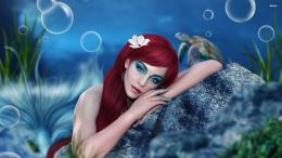 Beautiful mermaid wallpaperFantasy wallpapers#32303 1529