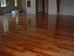 Moving in on my New Floor | Ozark Hardwood Flooring 526