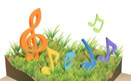 HomeEntertainmentMusicWallpaper 3D Music 457