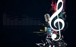 Music Wallpaper 3D Background Wallpaper, Images, Picture HD 1305
