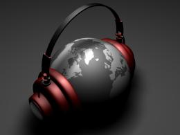 3D Music Wallpapers For Desktop | Pc Wallpapers4me 1413