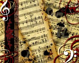 MusicMusic Sheet Music Wallpaper 1046
