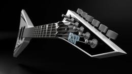 3d, guitar, music, art, desktop background, concept, hd, wallpaper 936