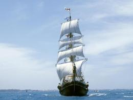 All Sails Above HD desktop wallpaper : Widescreen : High Definition 1677