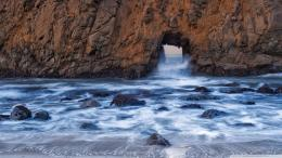 Pfeiffer Beach Big Sur Wallpaper 1920x1080 Pfeiffer, Beach, Big, Sur 1520