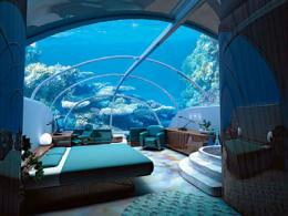 Underwater Bedroom: Marine Colors by homecaprice com 922