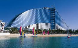 Jumeirah Beach Hotel Hd Wallpaper | Wallpaper List 1267