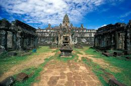 Download Wallpaper Ancient Civilizations Cambodia Temple Angkor Wat 165