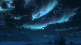 Antarctica aurora wallpaper 821