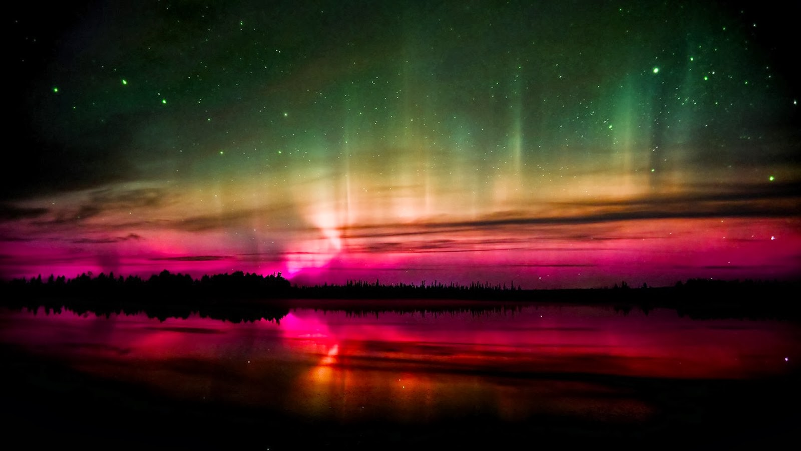The Northern Lights Aurora Borealisan experience not to be missed 1211
