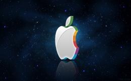 3d apple logo wallpaper by 1nteresting customization wallpaper mac pc 618