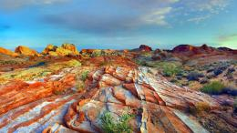 Bing fotos: Rainbow Vista, Valley of Fire State Park, Nevada© Tim 707