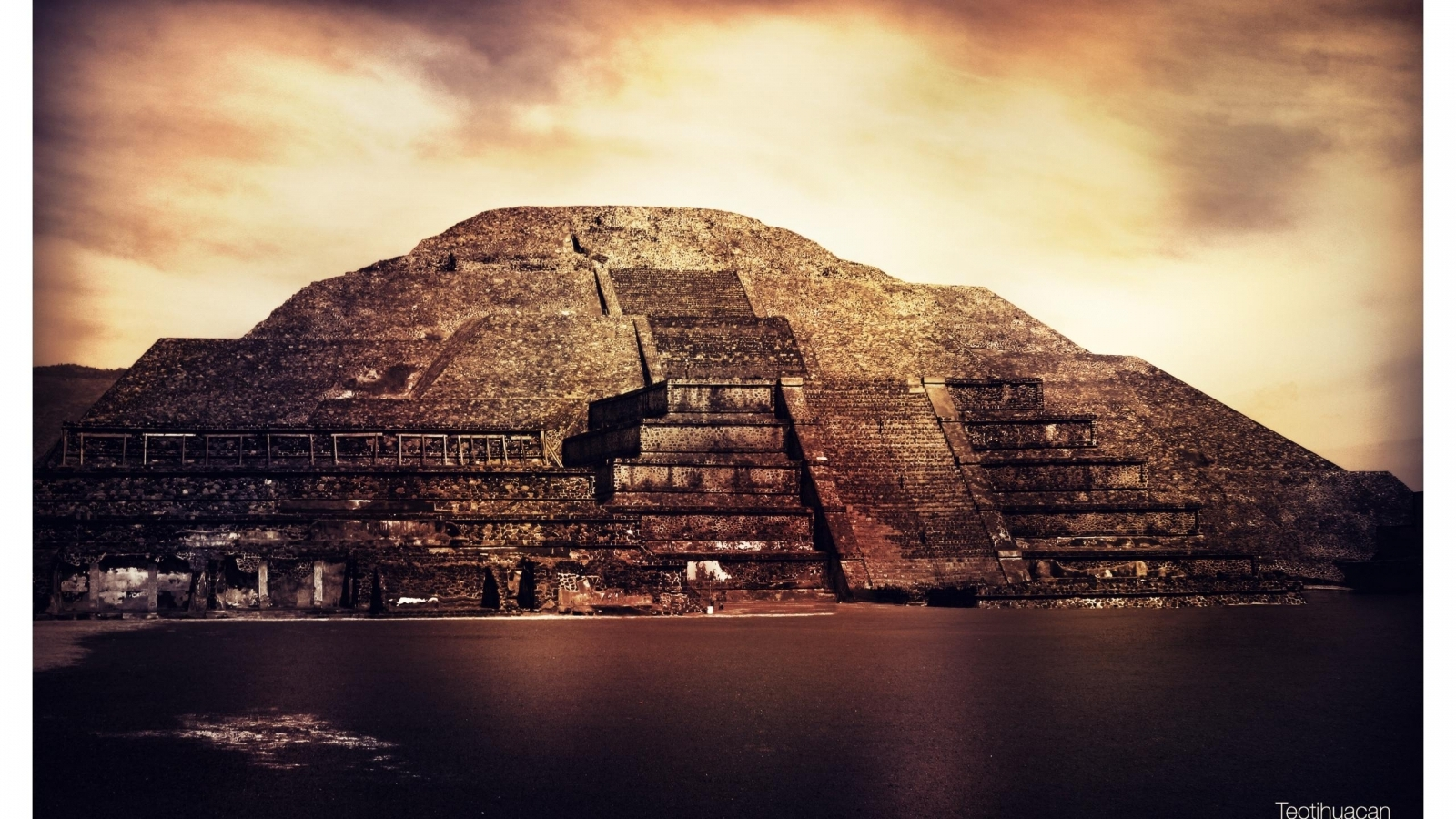 Download Teotihuacan wallpaper in CityWorld wallpapers with all 1416
