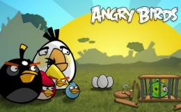 avengers, batman, hd, anime: 145 Wallpapers Angry Birds HD Backgrounds 895