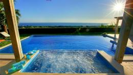 Jacuzzi Villa With Awesome Seaview Hd Wallpaper | Wallpaper List 473