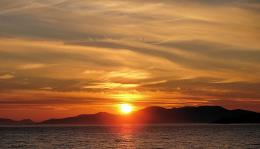 Greece Santorini Sunset Pictures&Wallpapers ~ Make My Trip Advisor 1307