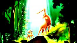 Bambi deer disney cartoon entertainment 881