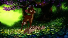 Bambi Forest Deer Movie Disney Abstract hd wallpaper #1626448 884