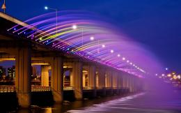 Banpo Bridge HD Wallpapers | BackgroundsWallpaper Abyss 548