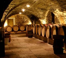 Wine cellar barrels bacement bottles houses wallpaper 998