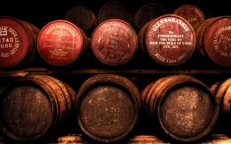 Wine Barrel Wallpaper 1920x1200 Wine, Barrel, Scotch 1639