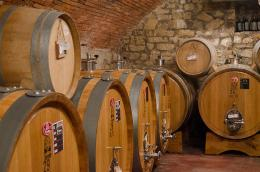 aging barrels amarone wine bike tours italy italiaoutdoors food and 1307