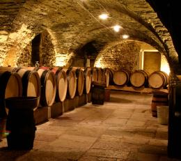 Wine cellar barrels bacement bottles houses HD Wallpaper 1095