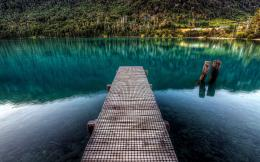 lake, landscape, lovely, mountains, nature, peaceful, pier, reflection 1291