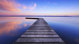 lake calm pier clouds beautiful scenery wallpaper tags lake calm pier 831