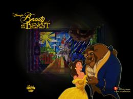Beauty and the Beast WallpaperDisney Princess Wallpaper5775834 888